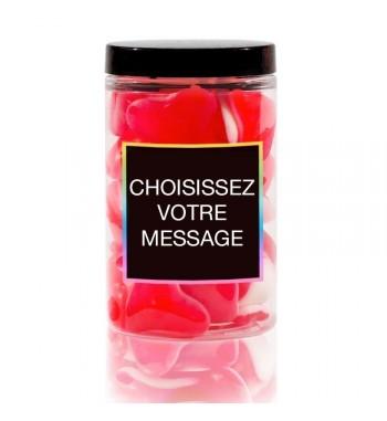 Pot SMS Bonbons divers sortes
