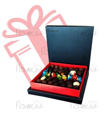 offrir du chocolats à vos proches