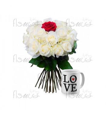 Pack Amour flowersmaroc