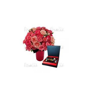 Pure sensation flowers maroc