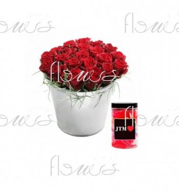Bouquets de bonbons et Ferrero